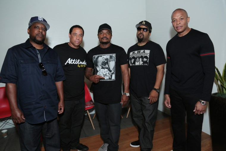 MC Ren, Dj Yella, F. Gary Gray, Ice Cube, Dr. Dre