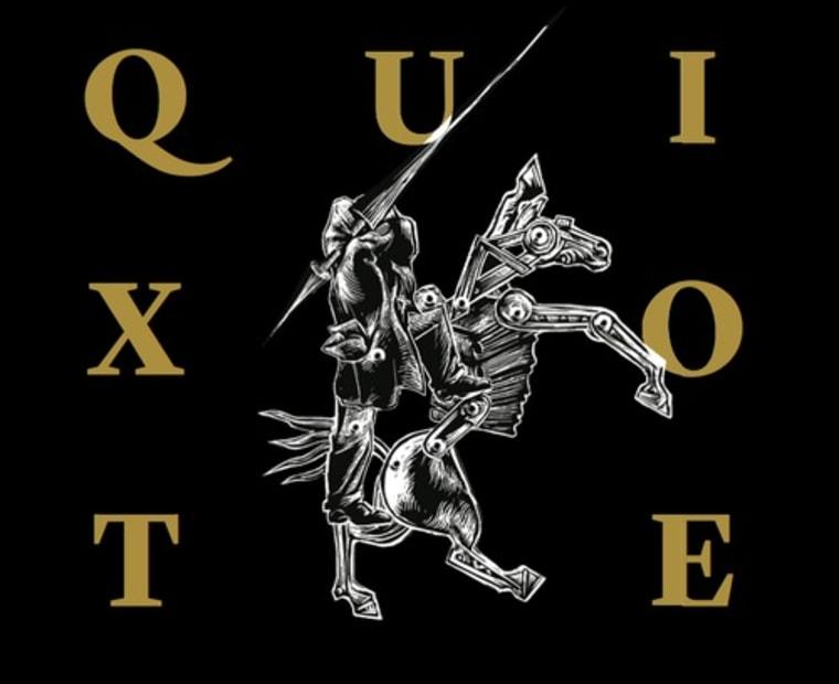 400th Anniversary edition of Don Quixote of La Mancha.