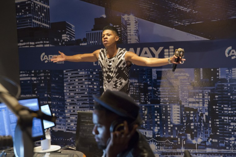 """Bryshere Gray as Hakeem Lyon in the """"Fires Of Heaven"""" episode of """"Empire."""""""