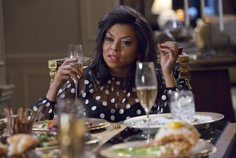 """Taraji P. Henson as Cookie Lyon in the in the """"Fires of Heaven"""" episode of """"Empire."""""""