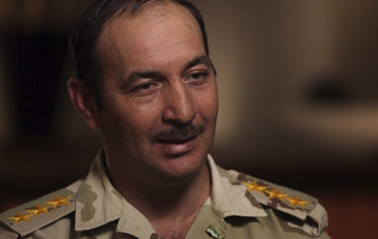 Image: Captain Ammar al Wawi.
