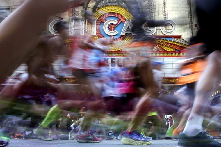 Image: Chicago Marathon