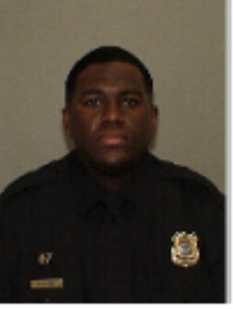 IMAGE: Memphis, Tennessee, Officer Terence Olridge