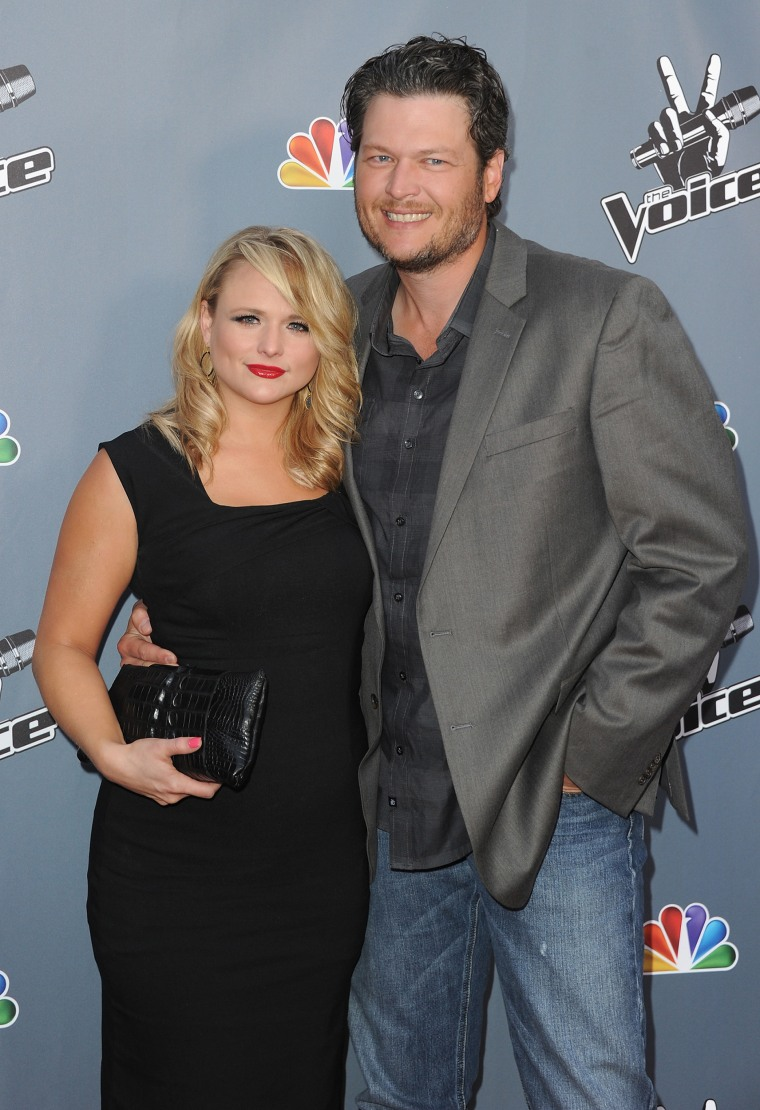 "Image: Screening Of NBC's ""The Voice"" Season 4 - Arrivals"