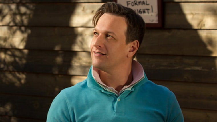"Actor Josh Charles as Blake in ""Wet Hot American Summer: First Day of Camp."""