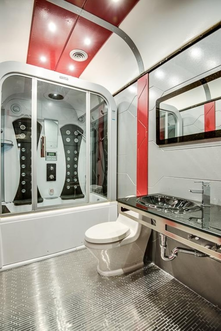 Beam Up Into This Newly Listed Star Trek Home