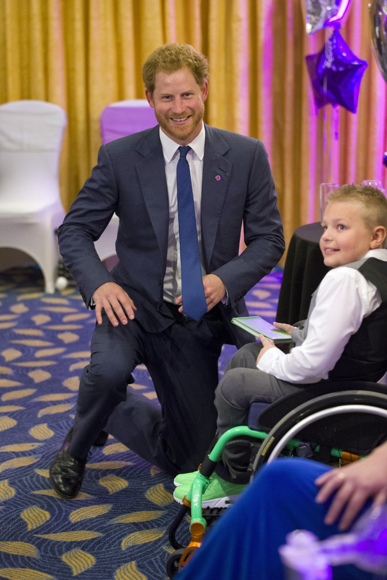 Image: Prince Harry Attends The WellChild Awards Ceremony