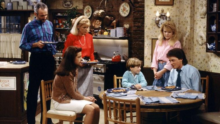 Image: Family Ties