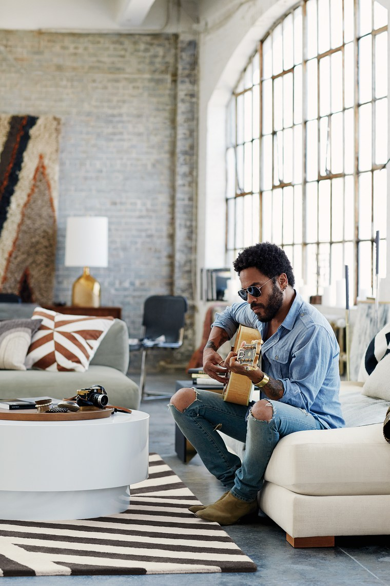 Lenny Kravitz Interior Designer Check Out His New Home