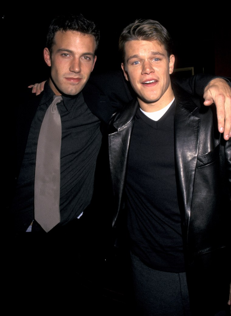 """""""Good Will Hunting"""" New York City Premiere"""