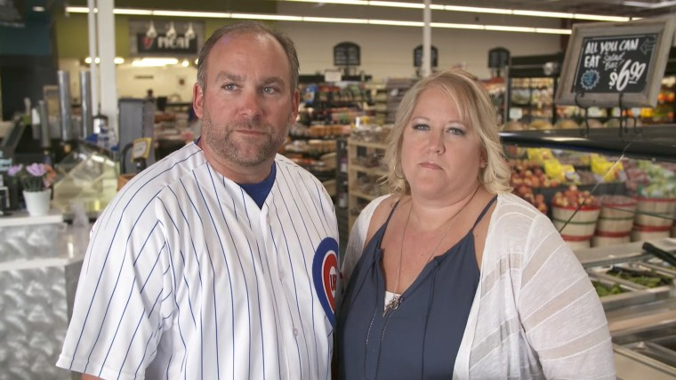 Mary and Brian Lohse used their winnings to build the only grocery store in their hometown, along with a football stadium at the local high school.