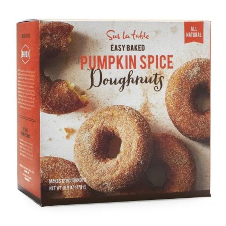 Sur La Table Pumpkin Spice Doughnut Mix