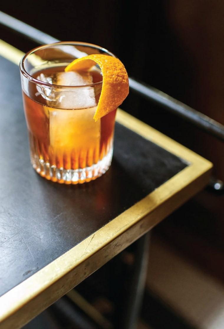 Bourbon Old Fashioned