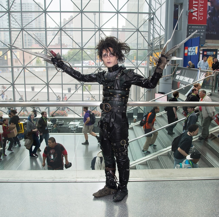 Image: New York Comic-Con 2015 - General Atmosphere