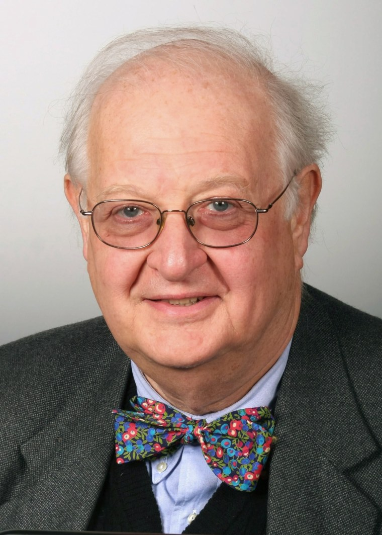 Image: Angus Deaton wins Nobel Prize for Economics