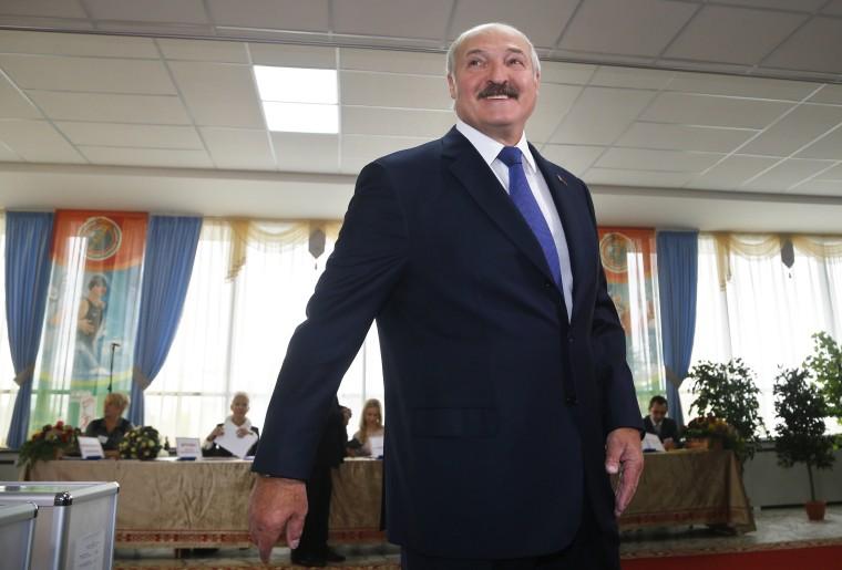 Image: Alexander Lukashenko