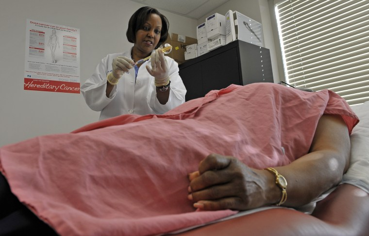 Breast Cancer Awareness in Black Women