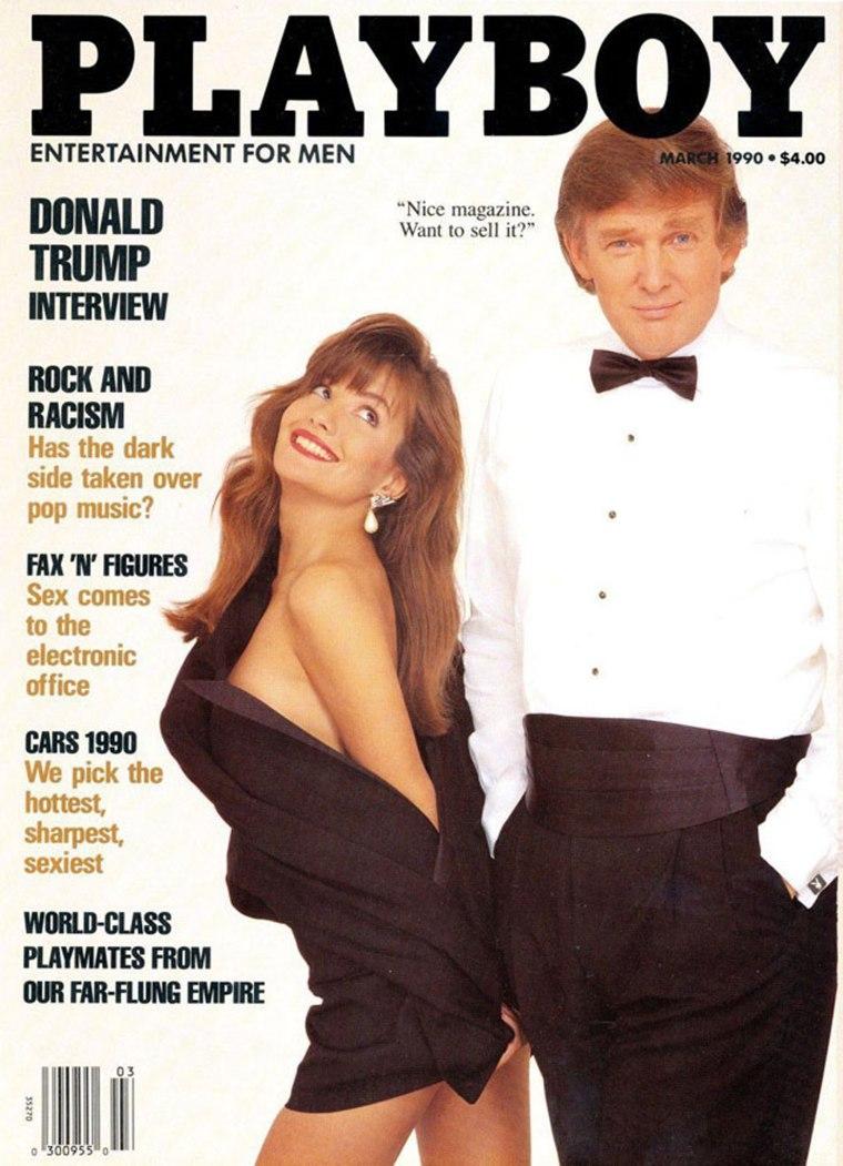 Trump Playboy