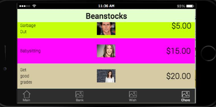 Beanstocks