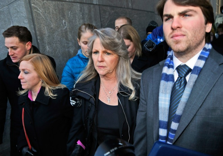Image: Maureen McDonnell leaves federal court