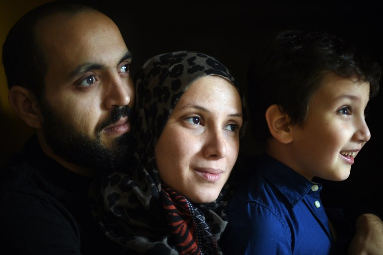 Image: A Syrian Refugee Family Seeks A New Life In Hamburg