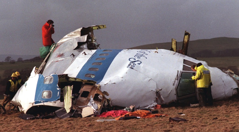 Lockerbie Bombing: Two Libyans Identified as Suspects by Scottish Officials