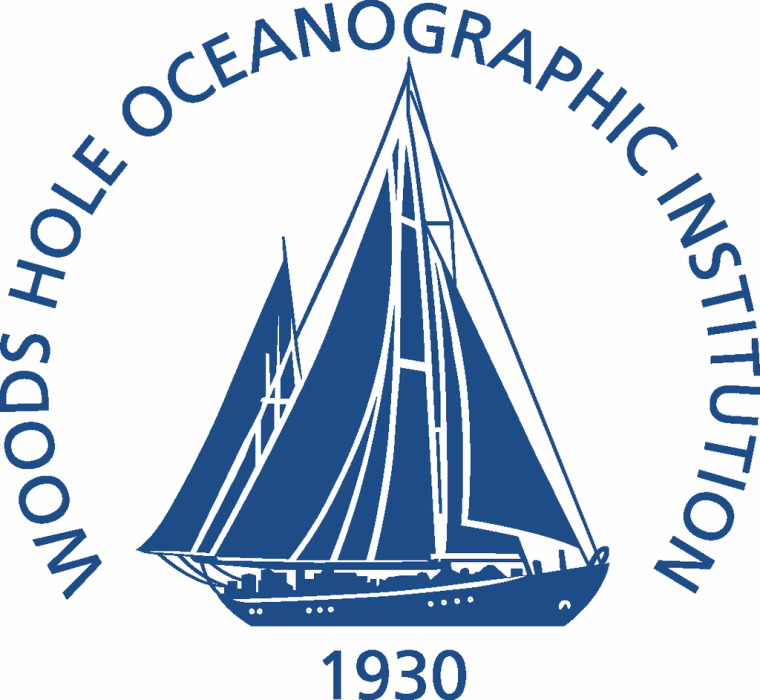Image: Woods Hole Oceanographic Institution logo