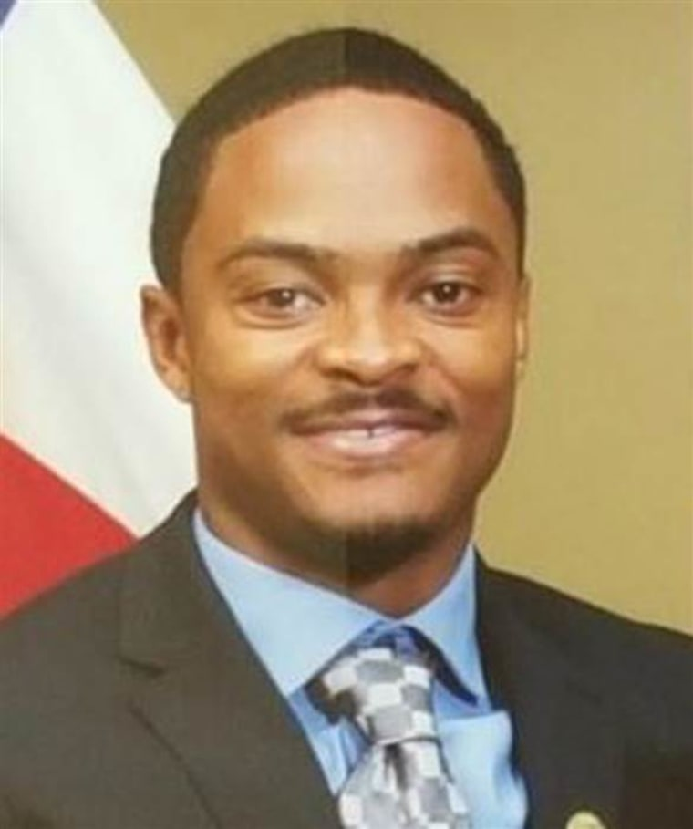 Prairie View, Texas, councilman Jonathan Miller