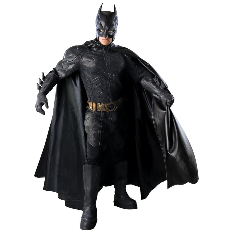 Batman is the number one adult men's costume on eBay this Halloween