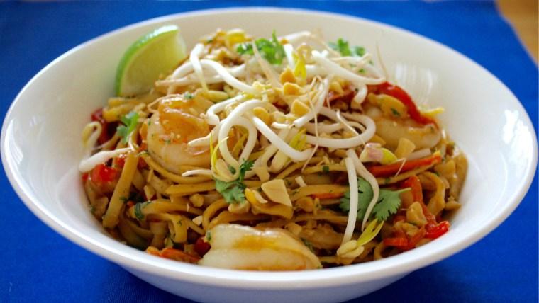 One-Pot Pad Thai