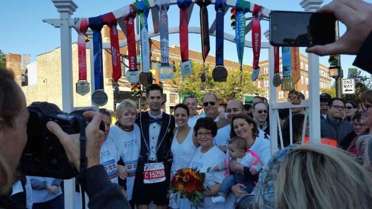Stephanie Reinhart, Mark Jockel, Bank of America Chicago Marathon