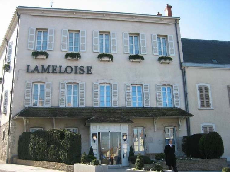 Maison Lameloise in Chagny, France