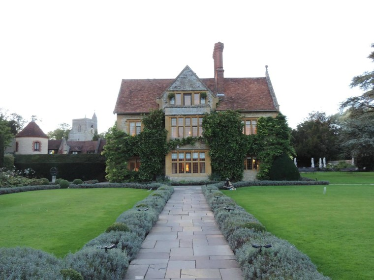 Le Manoir Aux Quat'Saisons in Great Milton, England
