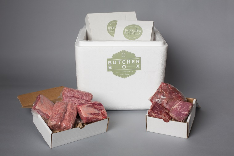 ButcherBox wants to deliver grass-fed beef to your door
