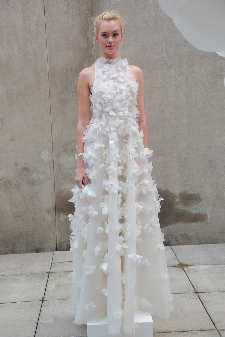 The 10 wedding dresses you must see from Bridal Fashion Week