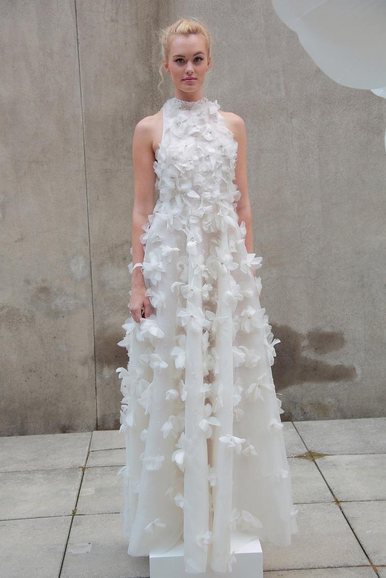 Fall 2016 Bridal Week dresses