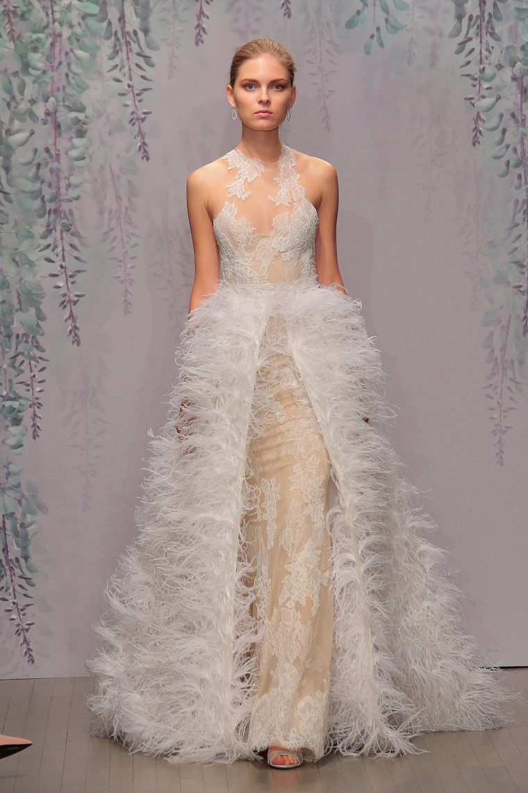 1d484de7465 The 10 wedding dresses you must see from Bridal Fashion Week