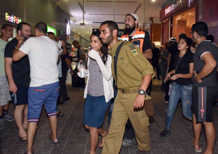 Image: Beersheba attack