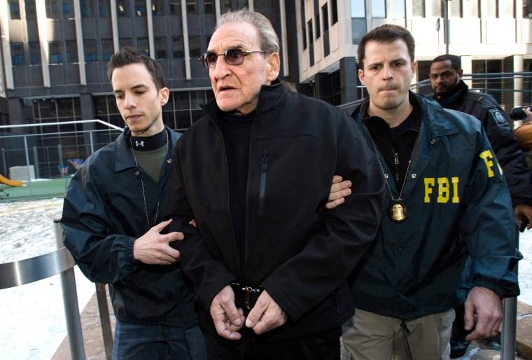 Image: Vincent 'Vinny' Asaro arrested in New York