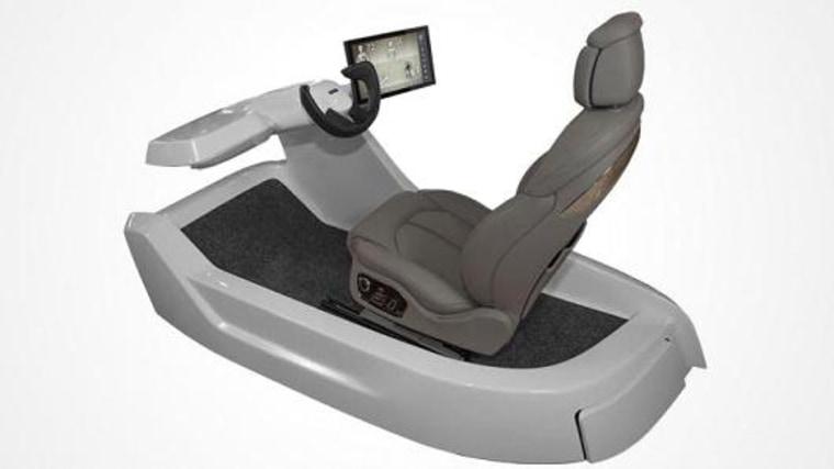 Image: Active Wellness car seat