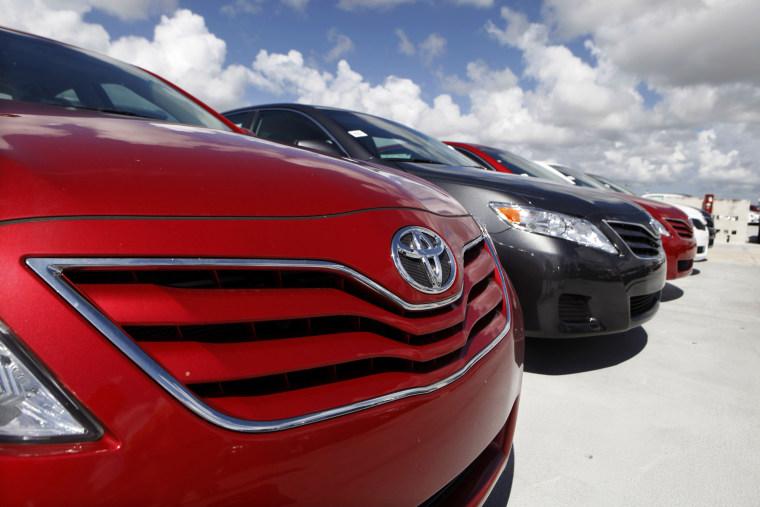 IMAGE: Toyota Camry