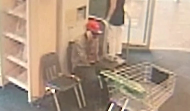 IMAGE: Altamonte Springs, Florida, shooting suspect
