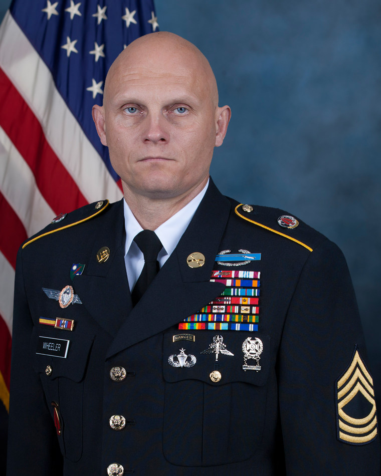 Image: Master Sgt. Joshua L. Wheeler