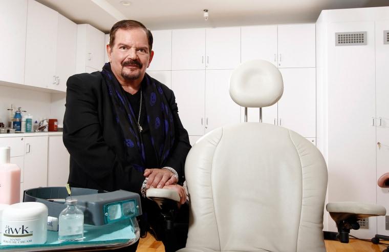 Image: Dermatologist Arnold Klein