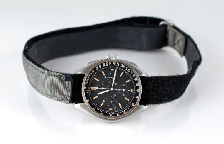 Image: Astronaut watch
