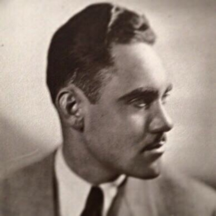"Bob Dotson's Dad, William H. ""Bill"" Dotson"