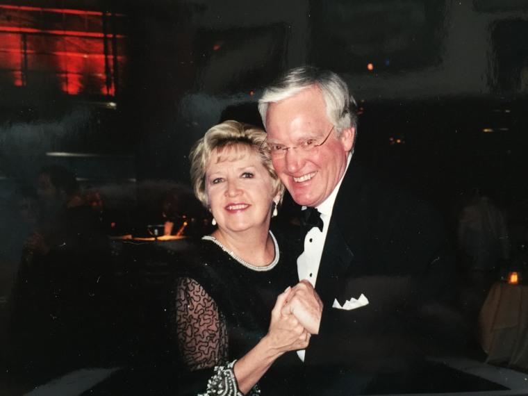 Linda and Bob Dotson