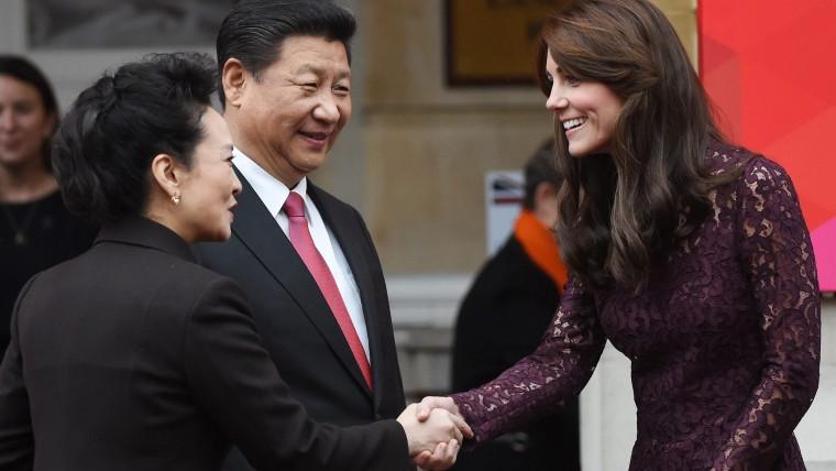 Image: President Xi Jinping State Visit to Britain
