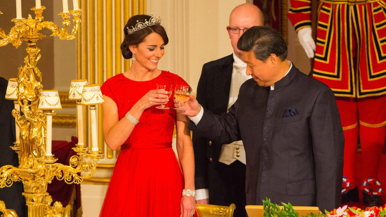 Image: State Visit Of The President Of The People's Republic Of China - Day 2