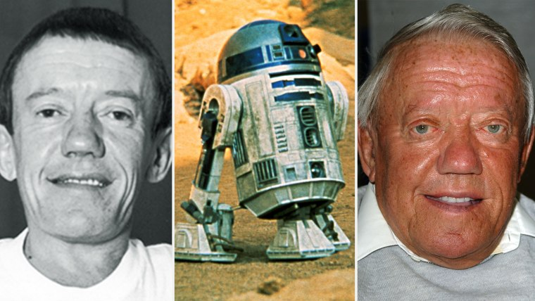 Kenny Baker, R2-D2